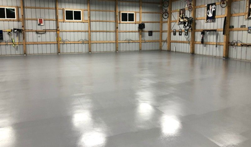 Is Hellfire The Ideal Coating For Your Busy Workshop Or Garage