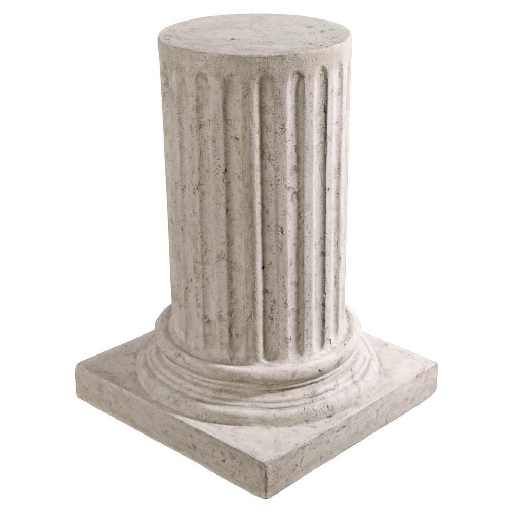Design Toscano 25 In H Roman Column Plinth Ne60510