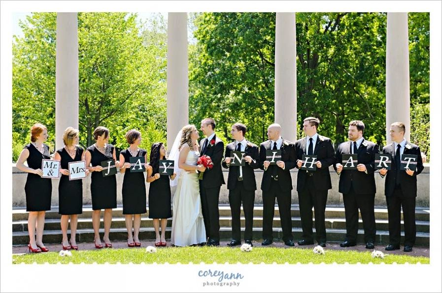 Wedding Party At Oberlin College N Professor St Oberlin OH Free