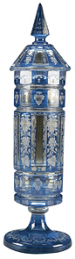 Glass-BohemianPokal