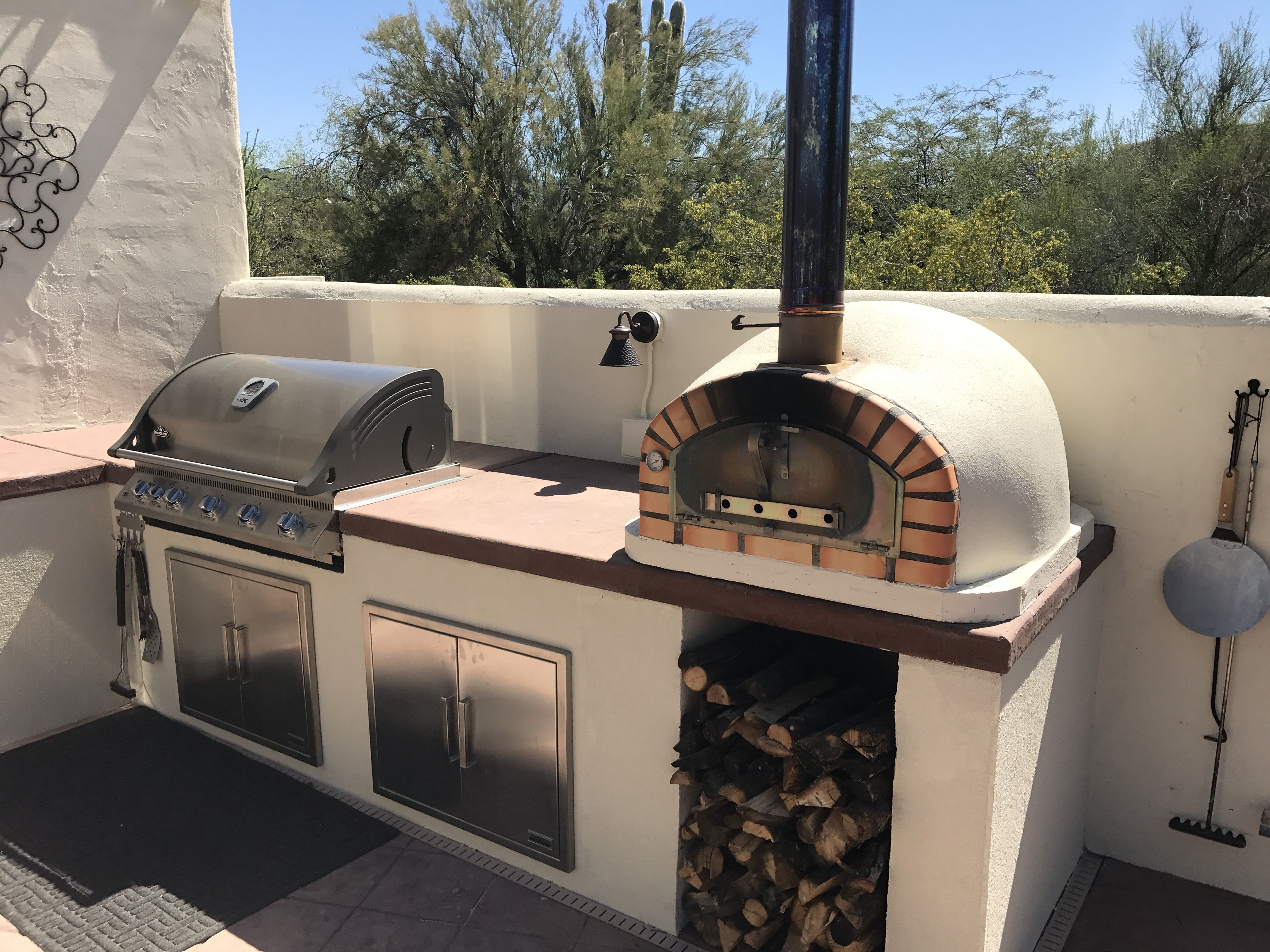 Pizza Oven Free Plans Build Outdoor Kitchen Diy Outdoor Kitchen Outdoor Kitchen Bars