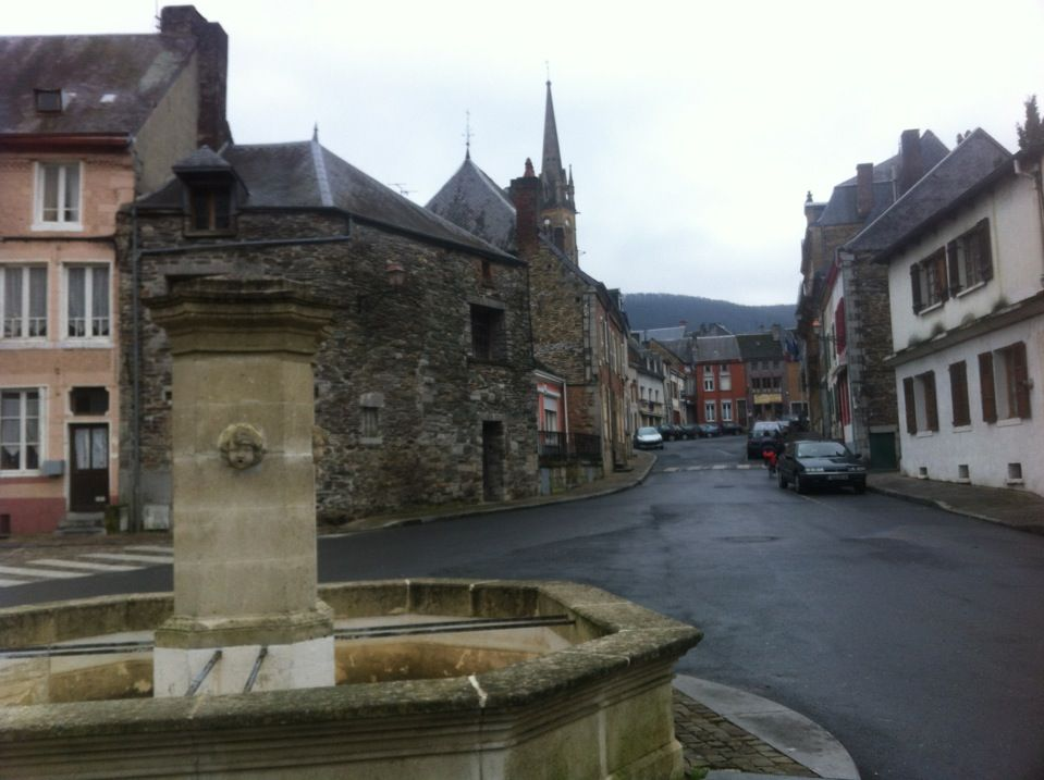Fumay in Champagne-Ardenne