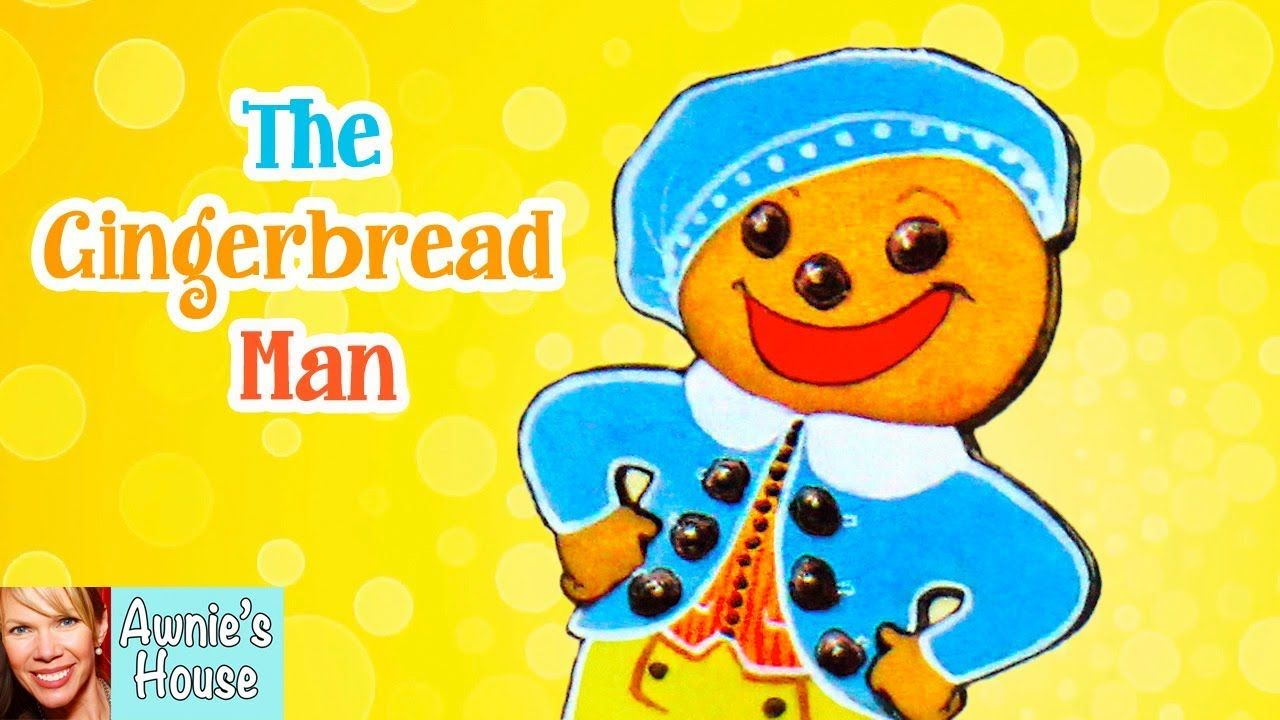 Kids Book Read Aloud The Gingerbread Man by Jim