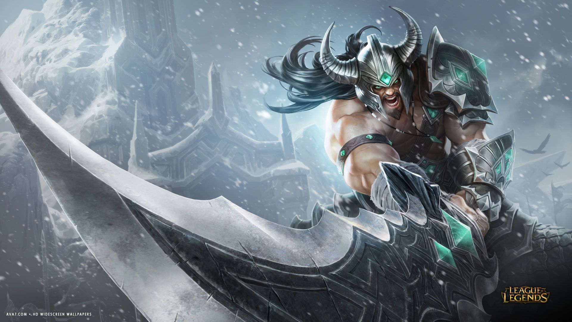 League of legends game lol tryndamere sword hd widescreen wallpaper league of legends game lol tryndamere sword hd widescreen wallpaper and games desktop backgrounds for your computer or tablet voltagebd Choice Image