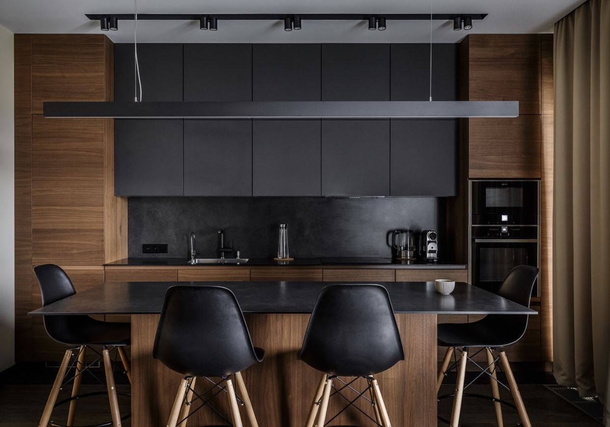 Pin By Globalo On Kuhnya Kitchen Room Design Colonial Kitchen Remodel Modern Kitchen Design