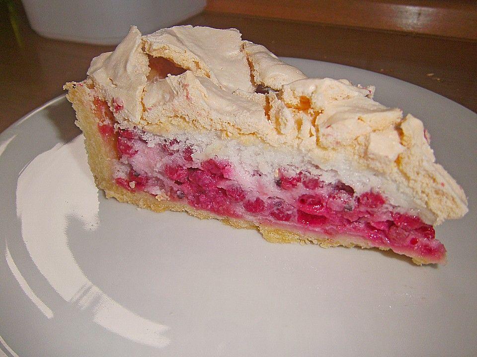 Rote johannisbeeren kuchen torte