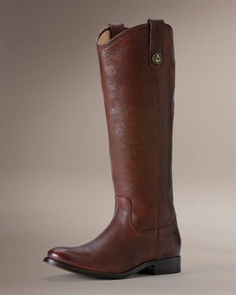 Zapatos negros con botones FRYE para mujer Excelente para la venta Clearance Browse Amplia gama de en línea T3XZ72e3