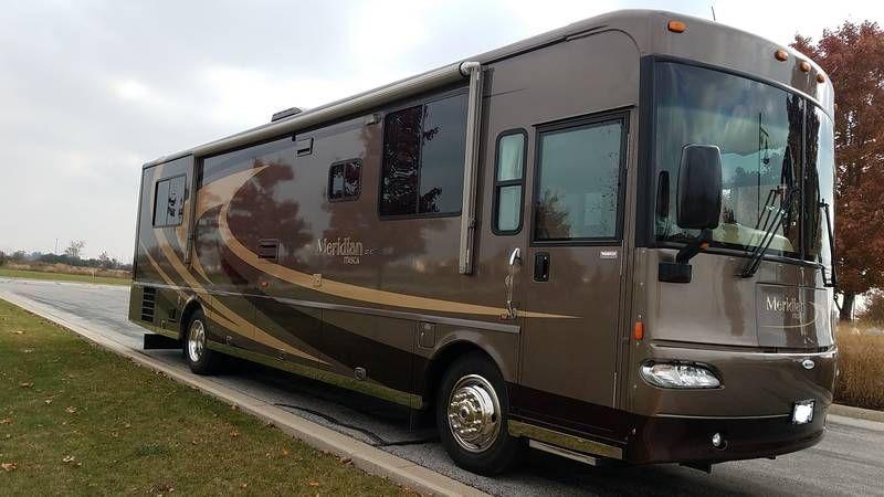 2005 Itasca Meridian 36g Recreational Vehicles Motorhome Diesel