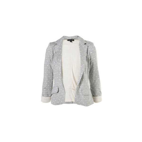 Blaser ❤ liked on Polyvore featuring outerwear, jackets, casacos and blazer
