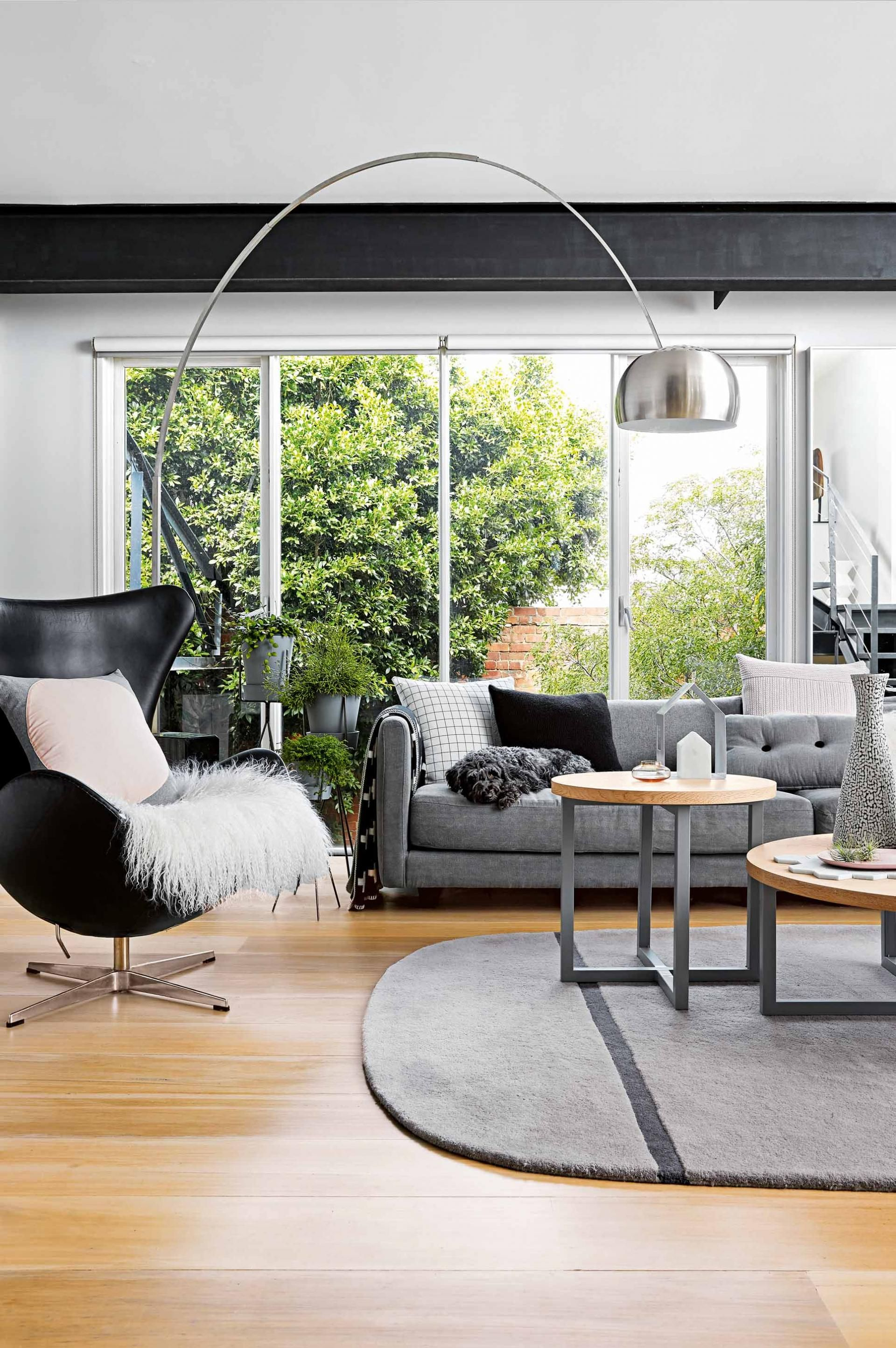 Couchtisch Bird Taupe An Industrial Warehouse Apartment With A Scandi Style Twist