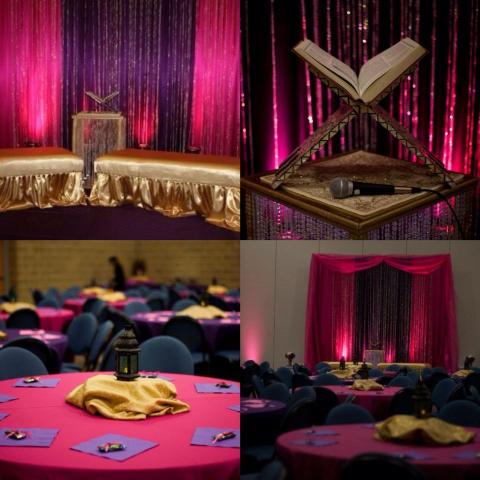 Ameen Ceremony Dhalia Occasions Event Planner Columbus OH