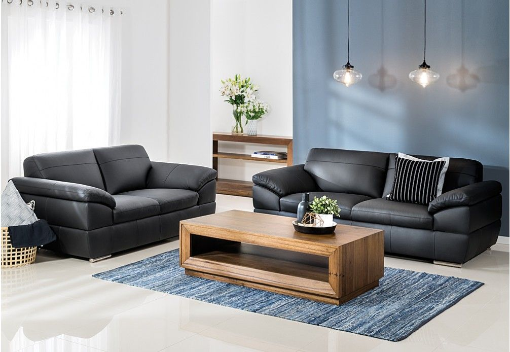 Strange Oris Leather Sofa Pair Super Amart Lounge Leather Ibusinesslaw Wood Chair Design Ideas Ibusinesslaworg
