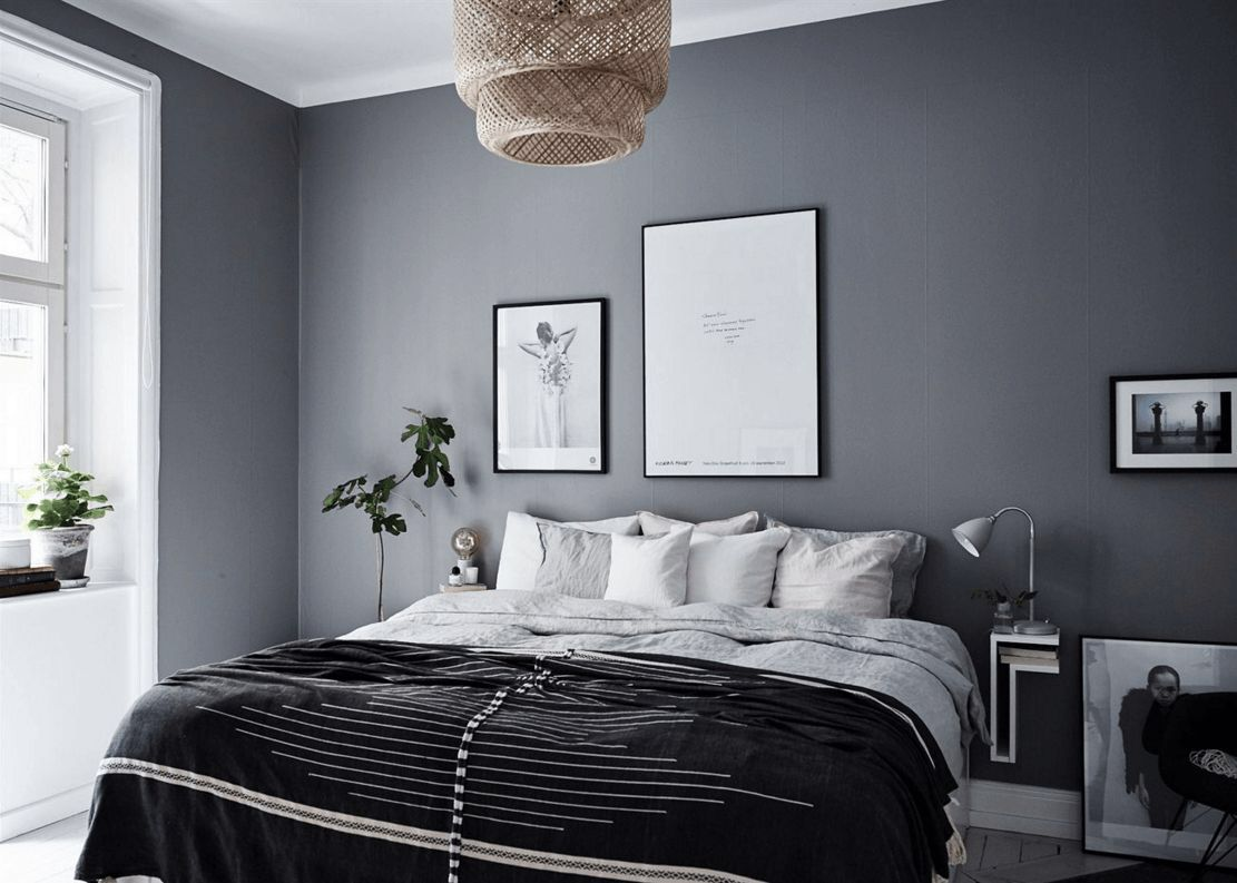 Best Pin By Suzanne Marquez On Bedrooms Dark Bedroom Walls 400 x 300
