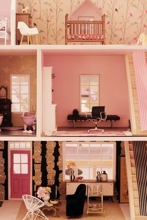 Dollhouse by Making it Lovely