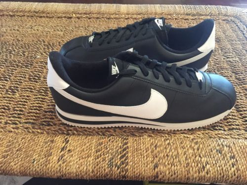 #Men #Shoes Nike Men's Cortez Basic Leather Running Shoes Sz. 15 NEW 819719