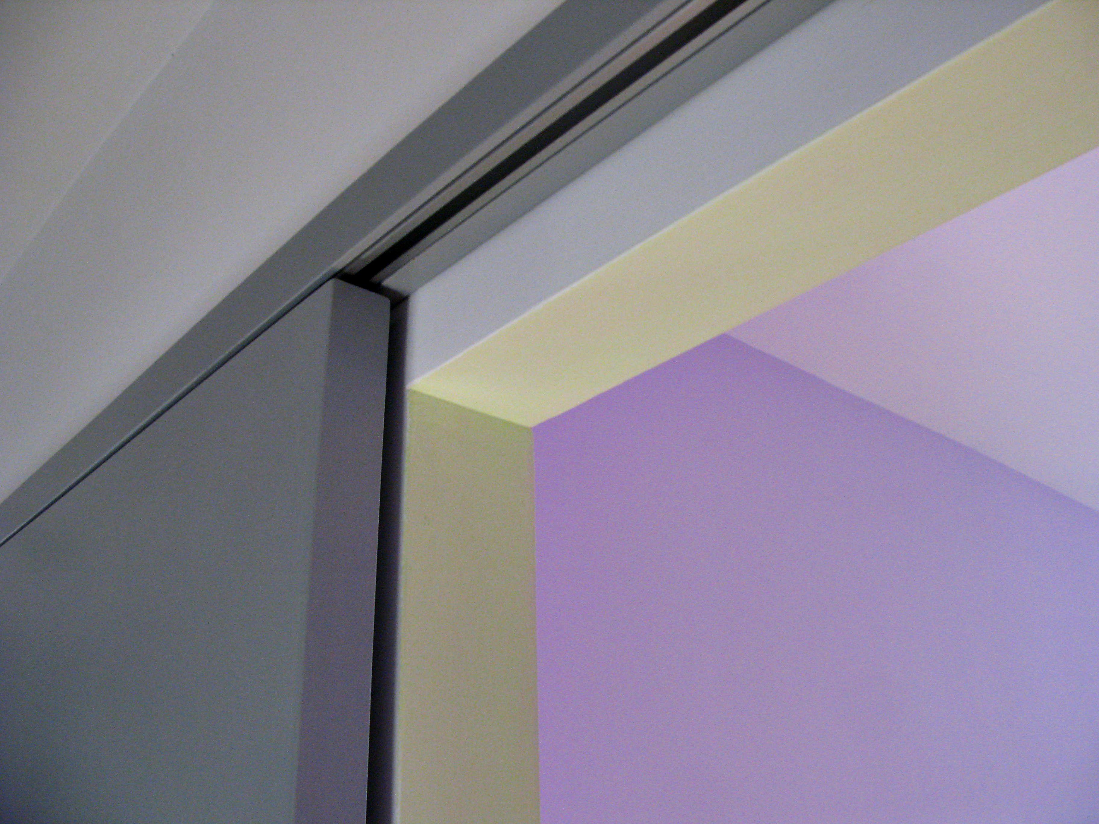 Best porta scorrevole esterna binario in polizene legno for Porta scorrevole esterna fai da te
