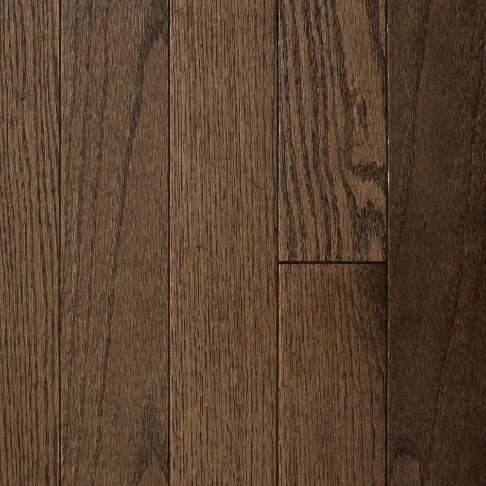 Blue ridge hardwood flooring oak bourbon in thick x in wide