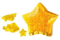 crystal puzzle 36 pieces star
