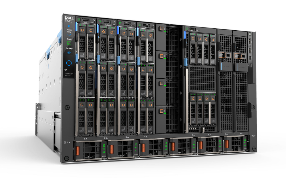 Dell EMC PowerEdge MX7000 iF世界設計指南