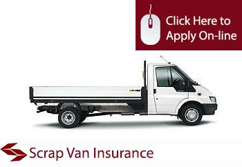 Scrap Van Insurance Car Insurance Commercial Vehicle Insurance