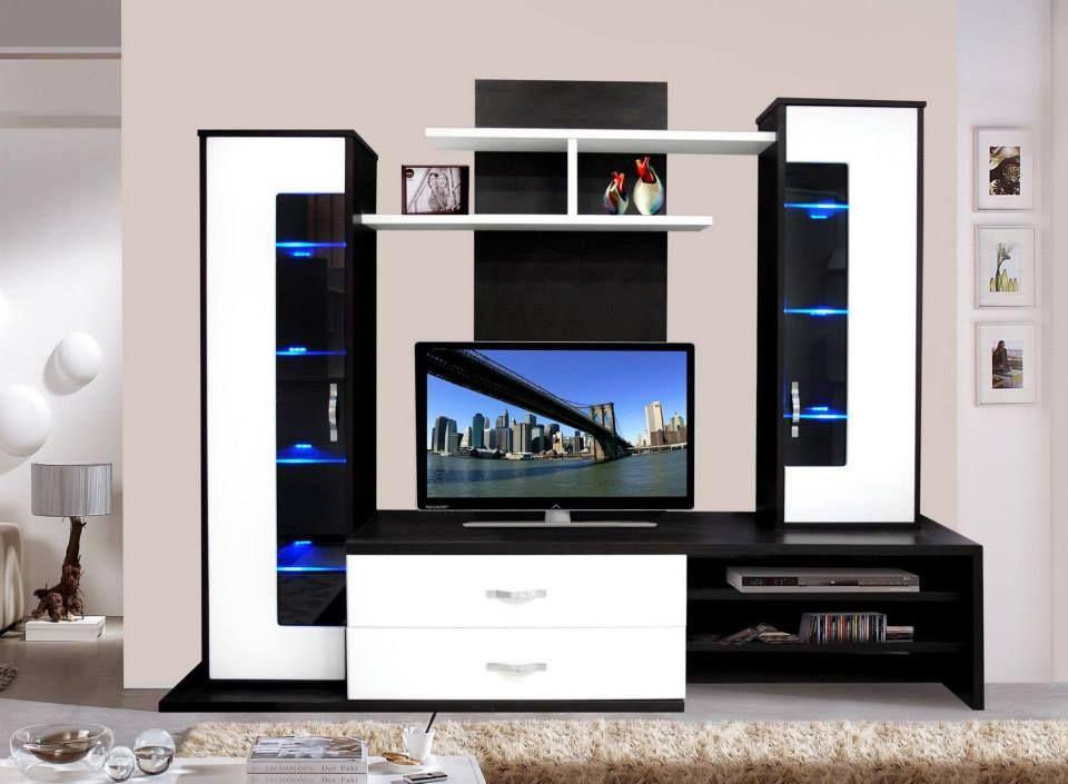 Living meuble télé déco et pratique