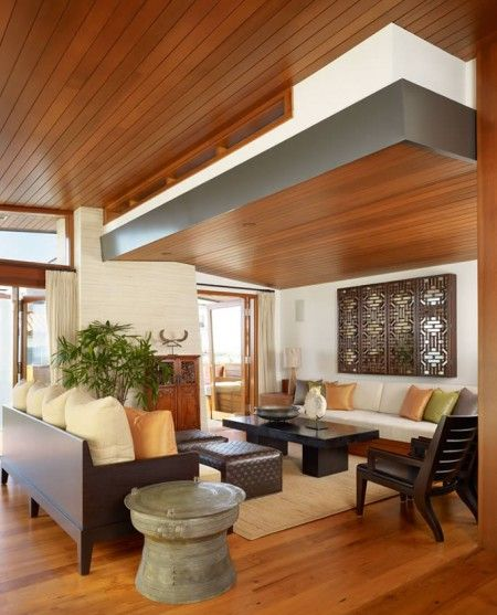 Gorgeous Wooden Ceiling