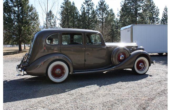 1935 Packard Model 1203 Original for sale   Hotrodhotline.com