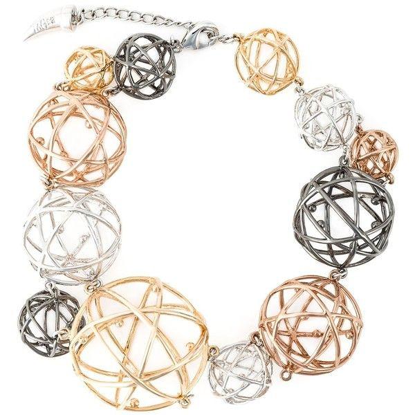 Eshvi Astro Galaxy necklace - Metallic LZAFx