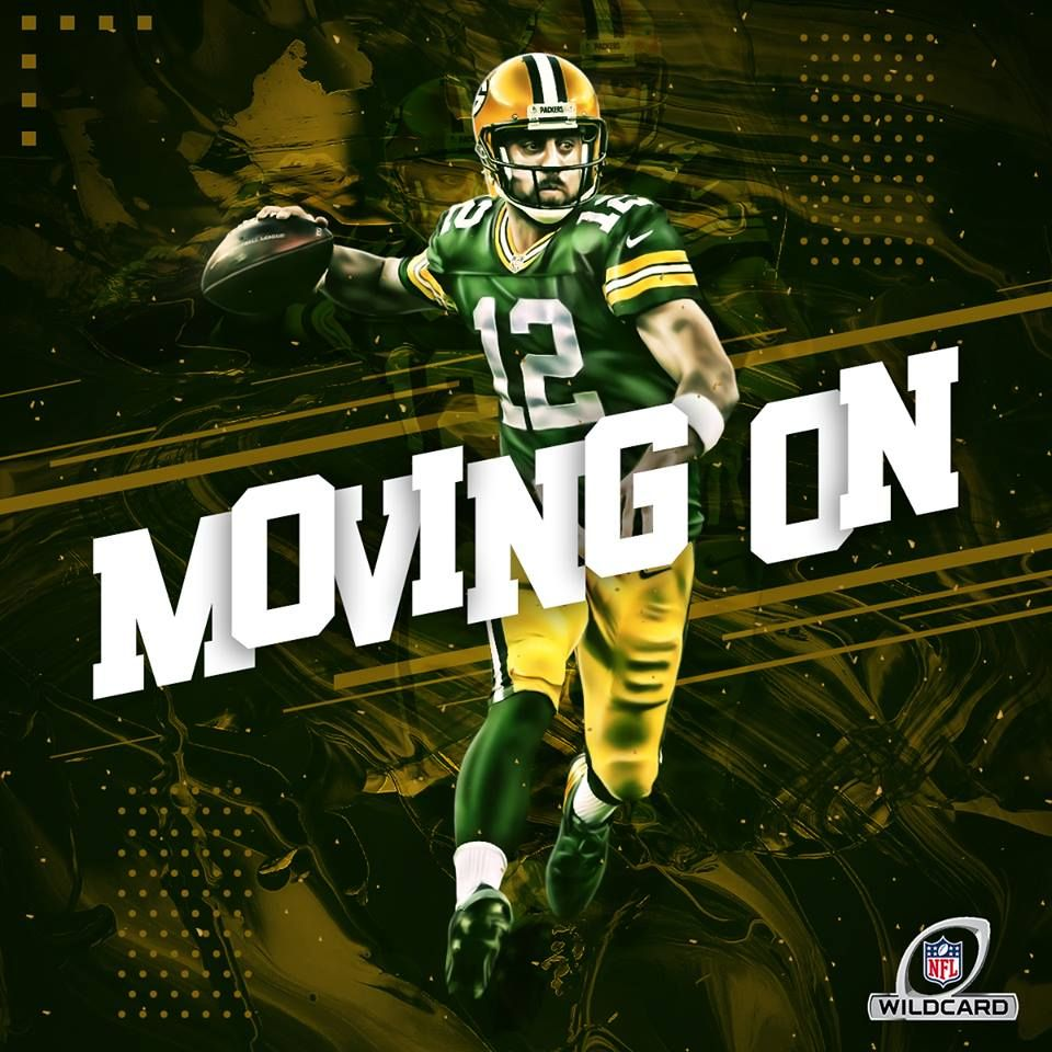 best website 33ace a1f3a The Green Bay Packers are MOVING ON! | Go Green Bay Packers ...