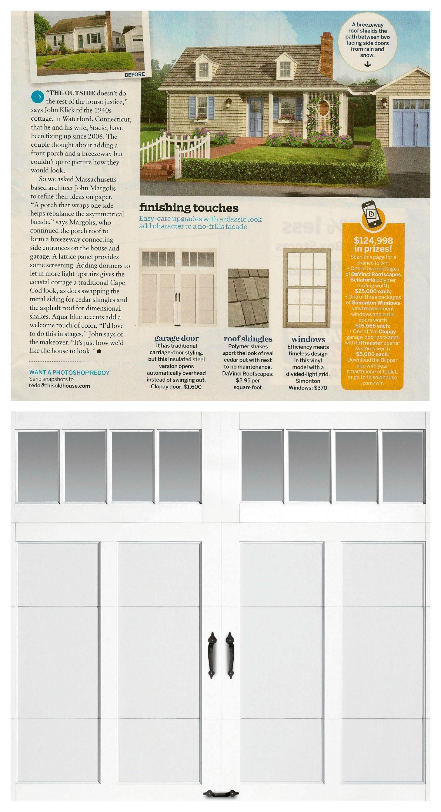 Steel Garage Doors Coachman Carriage House Doors Clopay Door Carriage House Doors Garage Doors Garage Door Design