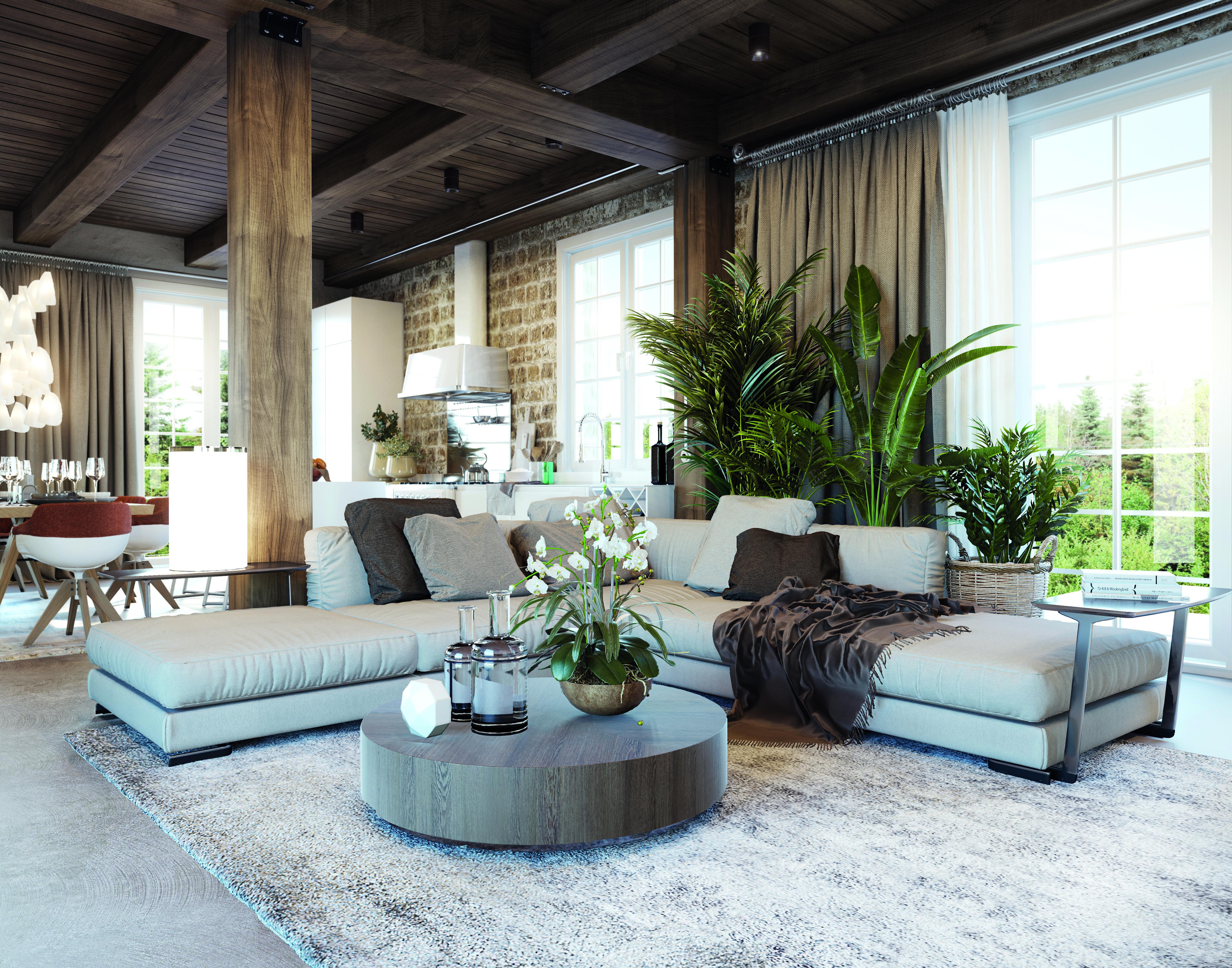 In Umbria Un Casale Ristrutturato Per Uno Stile Nuovo Un Antico Casale Vi Idee Arredamento Soggiorno Arredamento Rustico Soggiorno Arredamento Salotto Rustico