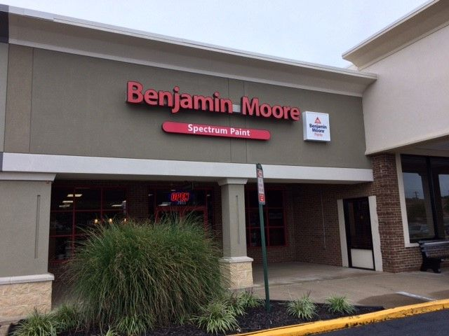 your local spectrum paint store in mechanicsville va we on benjamin moore paint stores locations id=97393