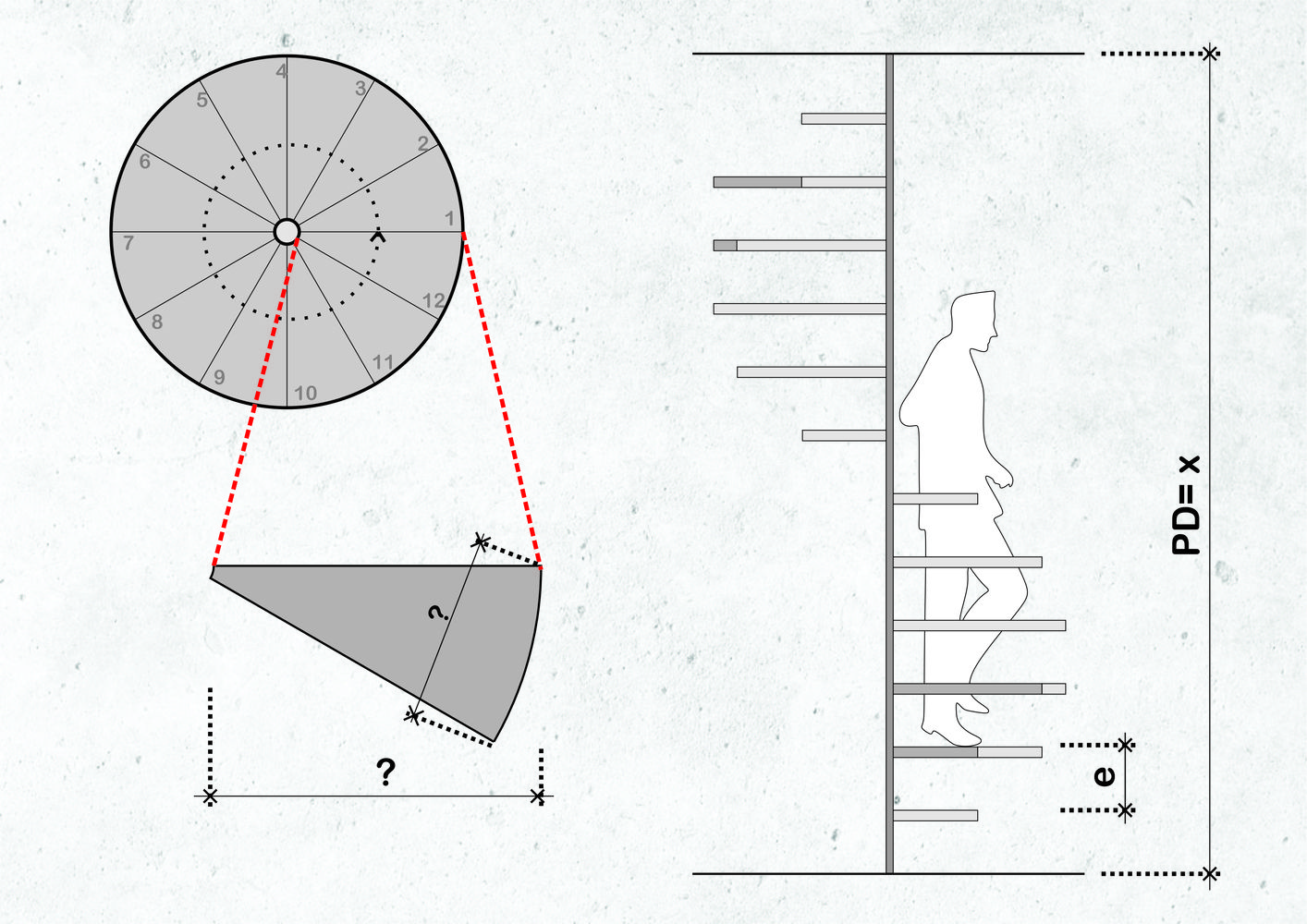 Gallery Of How To Calculate Spiral Staircase Dimensions And