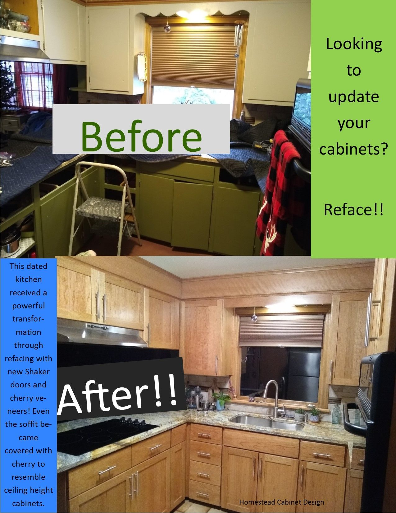 Cabinet Refacing Call In The Experts In 2020 Cabinet Design Cabinet Refacing Reface