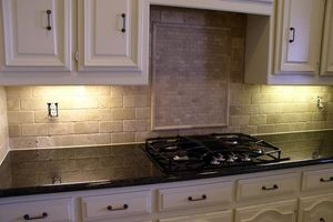 Baltic Brown Granite Counter What Backsplash | Ubatuba Granite Kitchen  Countertops Enlarge Photo From Dfw Granite