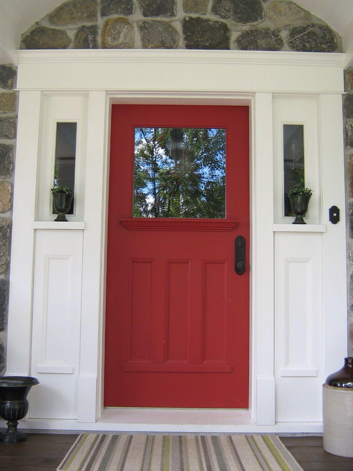 Porte d 39 entr e en bois menuiserie delisle entr e for Menuiserie porte entree