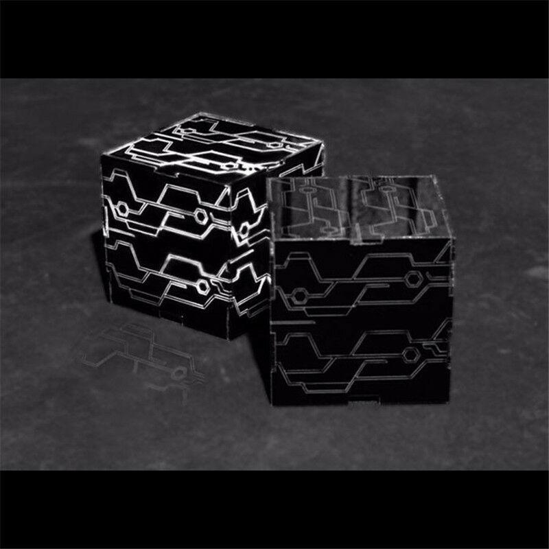 Automata YoRHa 9S No.2 Type B 2B Cosplay Props Light Black Box Gift Toys NieR