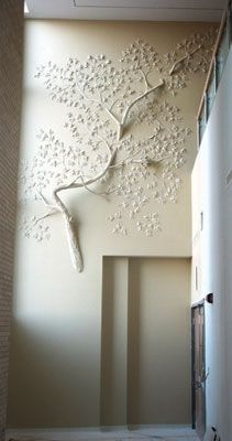 Great Idea For Slanted Wall Under Staircase Ceiling Above 1st Stairs Moberg Gallery Events