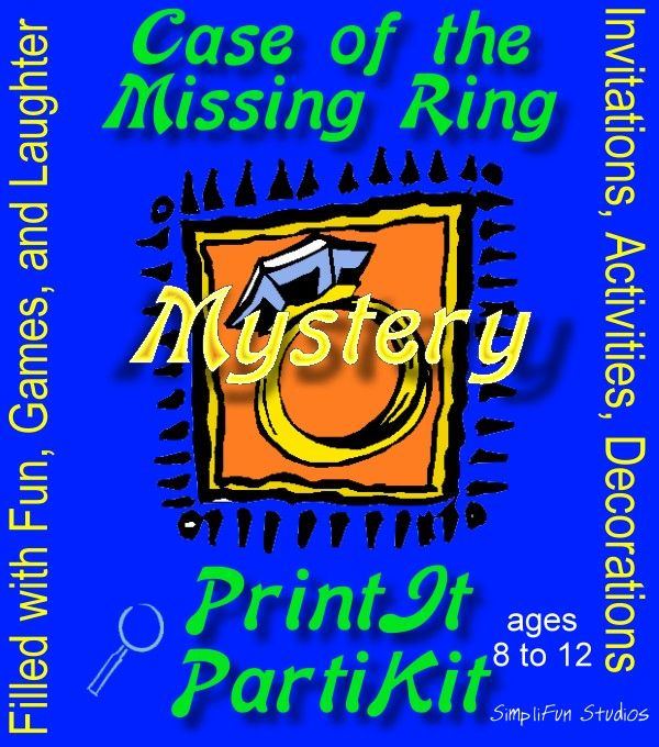 Kids Mystery Party In 2019