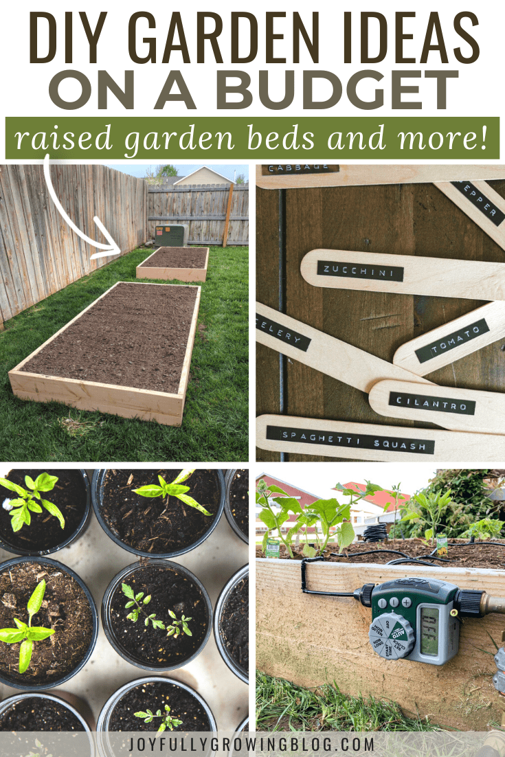 How To Build Raised Garden Beds  An Easy DIY Design in 11
