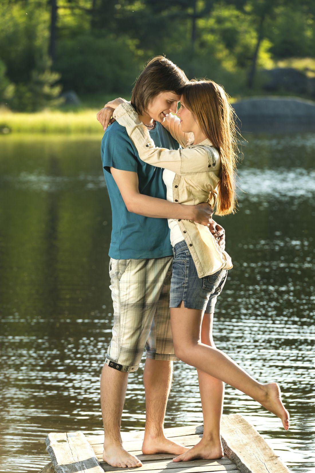 Pin Alex Gabriel Barefoot Couple Teen