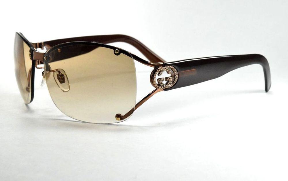 1f0349d45278 ... Bronze Brown   Brown Gradient Wrap Sunglasses  fashion  clothing  shoes   accessories  womensaccessories  sunglassessunglassesaccessories (ebay link)