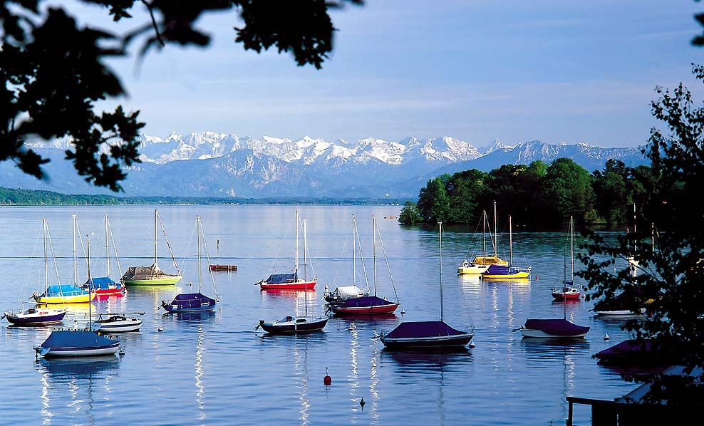 Lake Starnberg And Lake Ammersee Holiday In Bavaria Germany Travel Bavaria Germany Germany