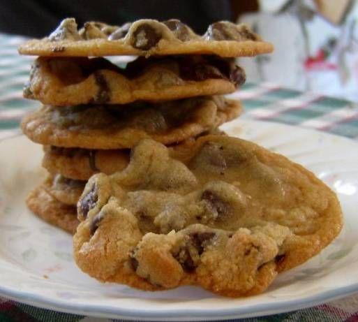 Copycat Mrs. Field's Chocolate Chip Cookies