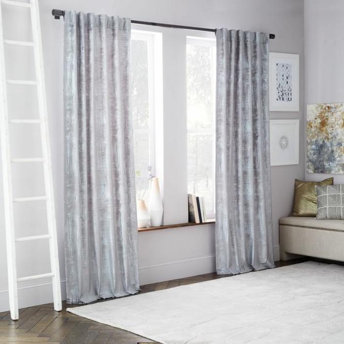 Moderne Vorhänge 75 Ideen, die das Zuhause bereichern Interior - deko ideen vorhange wohnzimmer