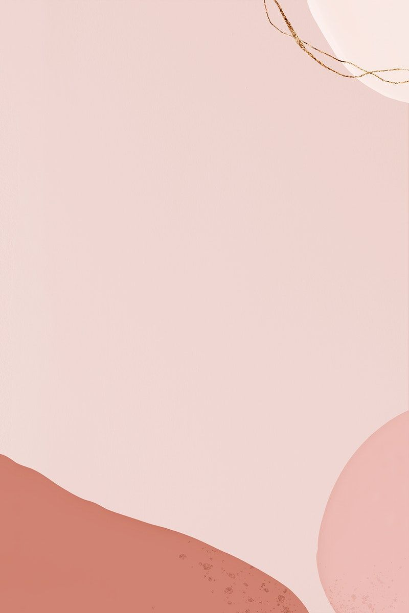 Download premium illustration of Dull pink psd abstract color on beige