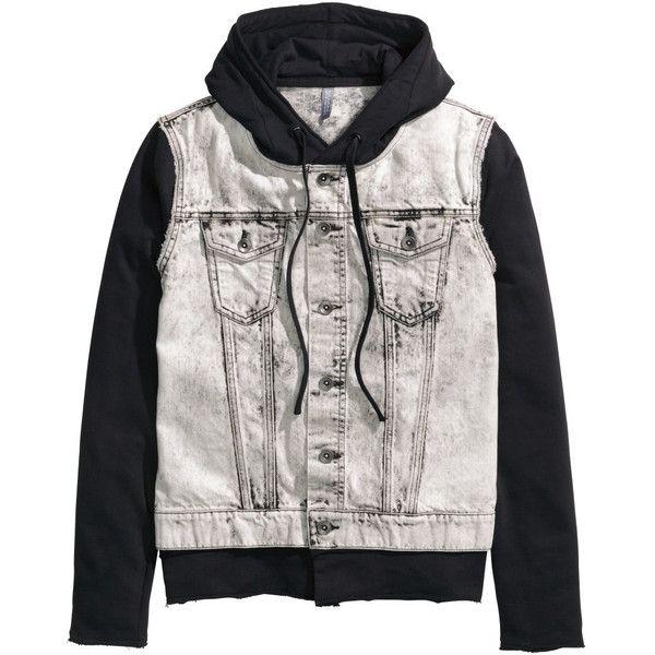 Denim Jacket With Hood 49 95 Hooded Jean Jackets Hooded Jacket Denim Jacket