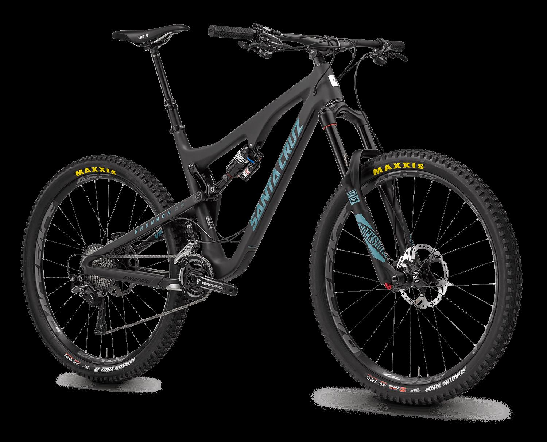 2017 Santa Cruz Bronson Black 1500 1210 Downhill Bike Bicycle