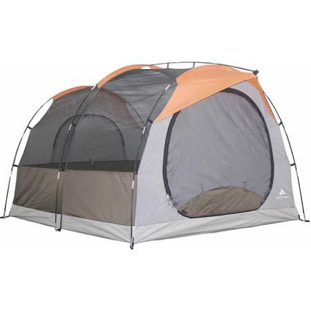225 & Ozark Trail 4 Person Tunnel Tent | Camping | Tent camping Tunnel ...
