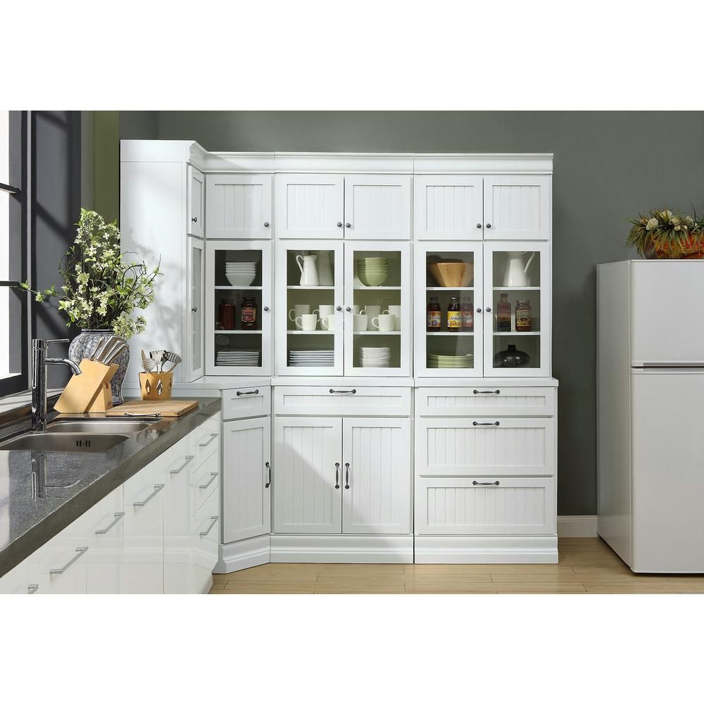 Home Decorators Collection Martingale True White Beadboard ...